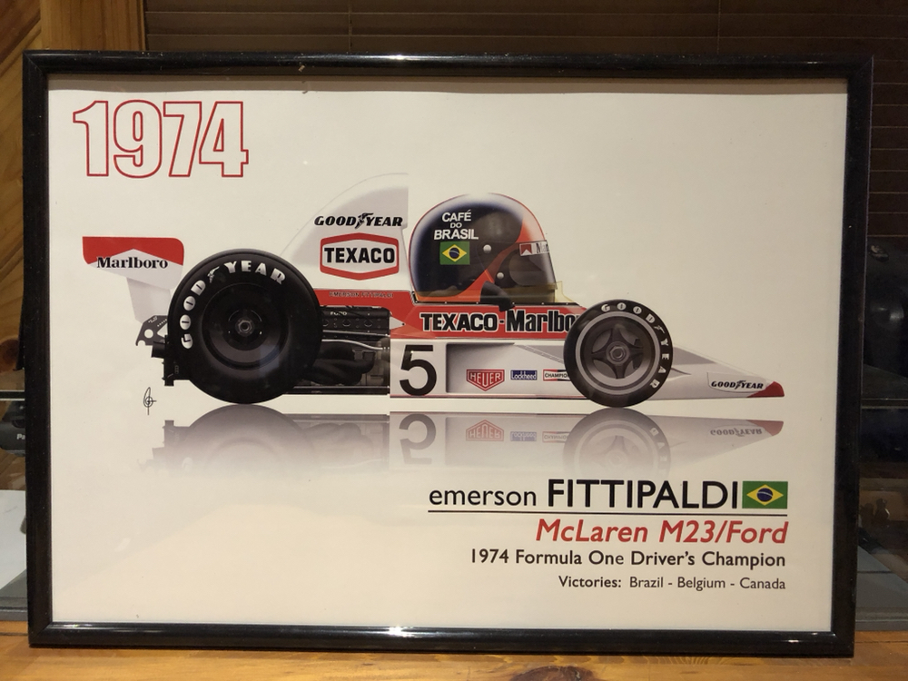 f1 toonz formula 1 grand prix car picture 1974 emerson fittipaldi mclaren ford