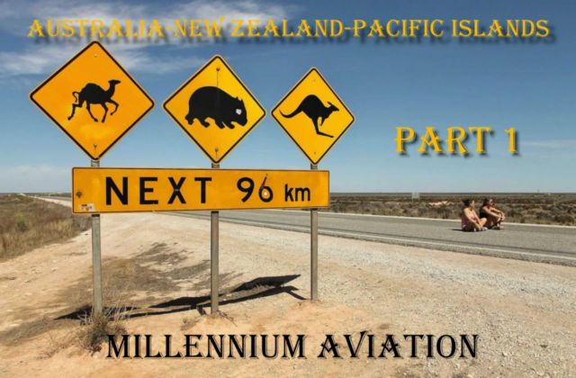 AUS-NZ-P.I.s Tour Part 1