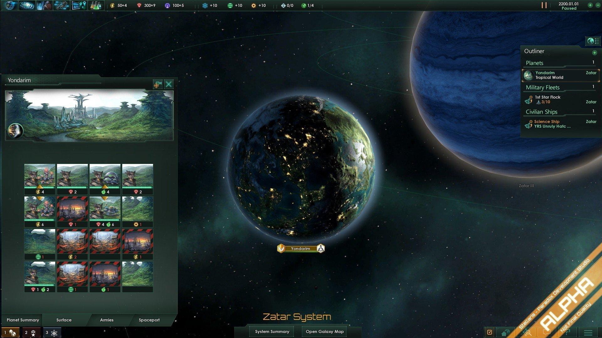 Stellaris Galaxy Edition PC Torrent