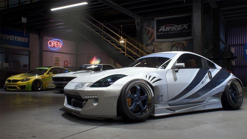 Lộ diện 74 siêu xe sẽ có mặt trong Need for Speed Payback
