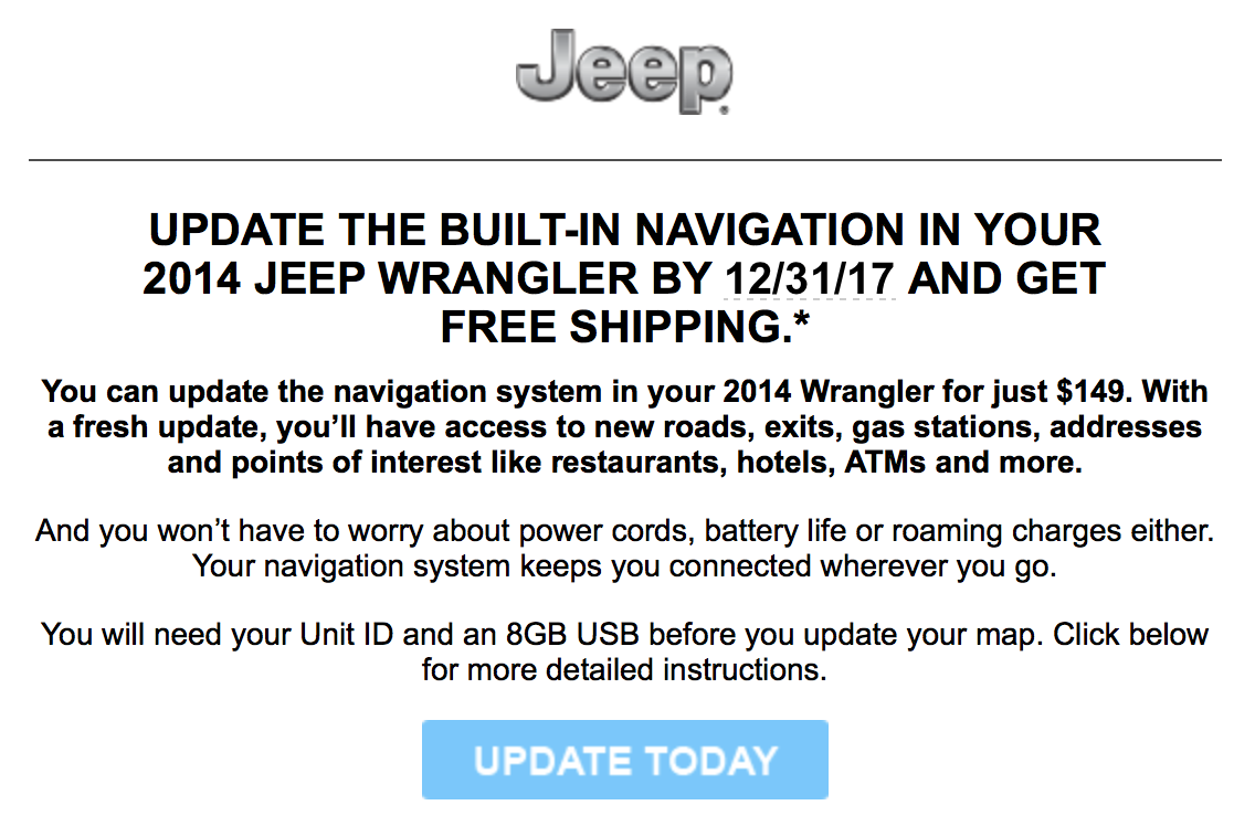 Fca Group 2017 North American Map For Uconnect 730n Rhr.The 730n Rhr Q A Thread Page 23 Jeep Wrangler Forum