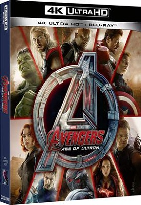 The Avenger 2 - Age Of Ultron (2015) BDrip 2160p HEVC DTS ITA/ENG + AC3 ITA/ENG