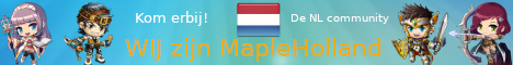 MapleHolland  Old school v83  NL Community  Gratis NX  Free NX