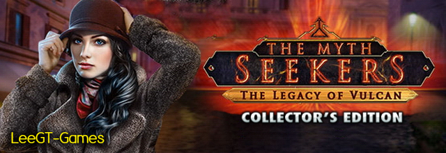 The Myth Seekers: The Legacy of Vulcan Collector's Edition [vFinal]
