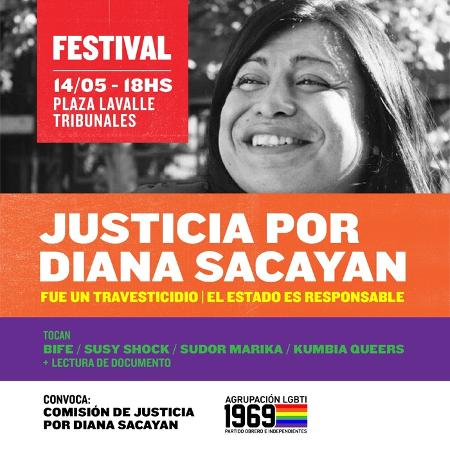Violencia y muerte contra la mujer en Argentina - Página 18 Diana