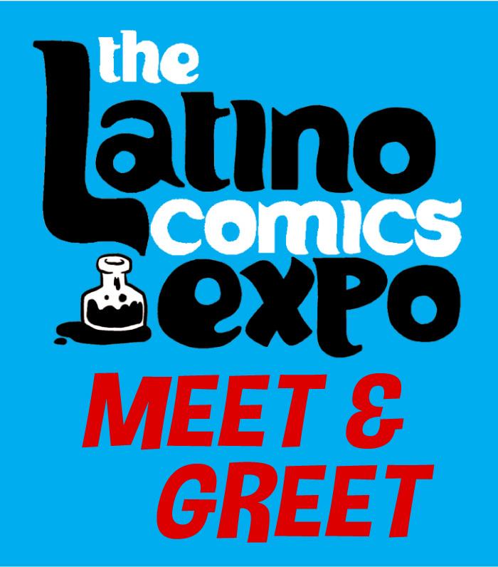 Comics meet and greet