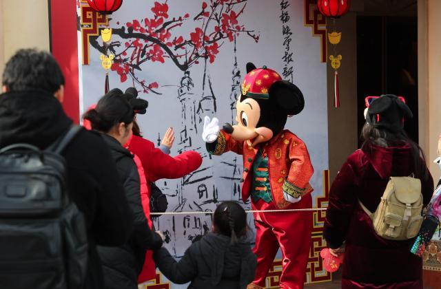 Shanghai Disneyland (2016) - Le Parc en général - Page 39 W794