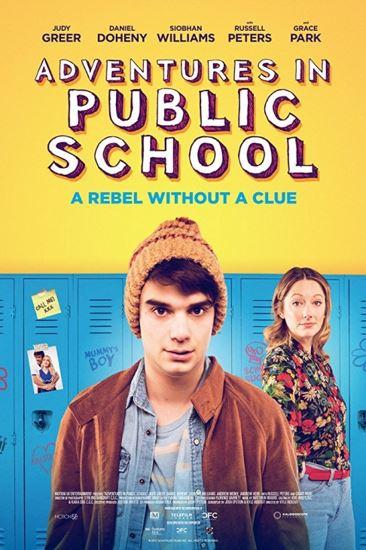 Szkolna edukacja / Public Schooled (2017) PL.BDRip.XviD-KiT | Lektor PL