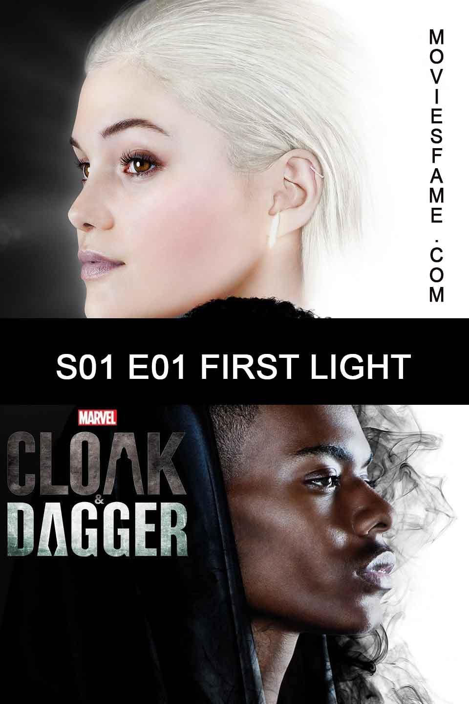 Marvels Cloak and Dagger Season 1  Episode 1 First Light Watch Online thumbnail
