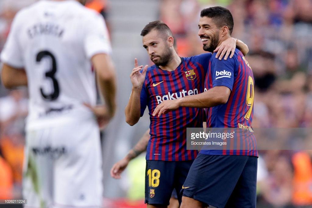 صور مباراة : برشلونة - هويسكا 8-2 ( 02-09-2018 )  Y8