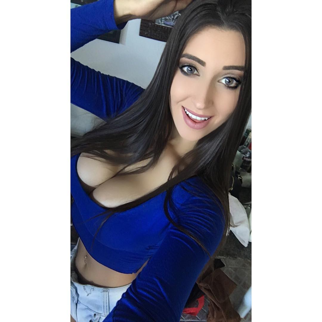 La lindísima Sabrina Raissa