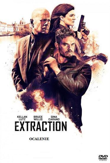 Ocalenie / Extraction (2015) PL.AC3.DVDRip.XviD-GR4PE | Lektor PL