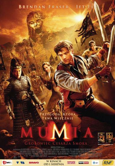 Mumia: Grobowiec Cesarza Smoka / The Mummy: Tomb of the Dragon Emperor (2008) PL.BRRip.XviD-GR4PE | Lektor PL