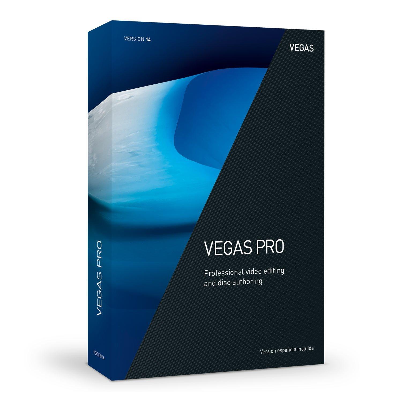 Sony Vegas PRO 14.