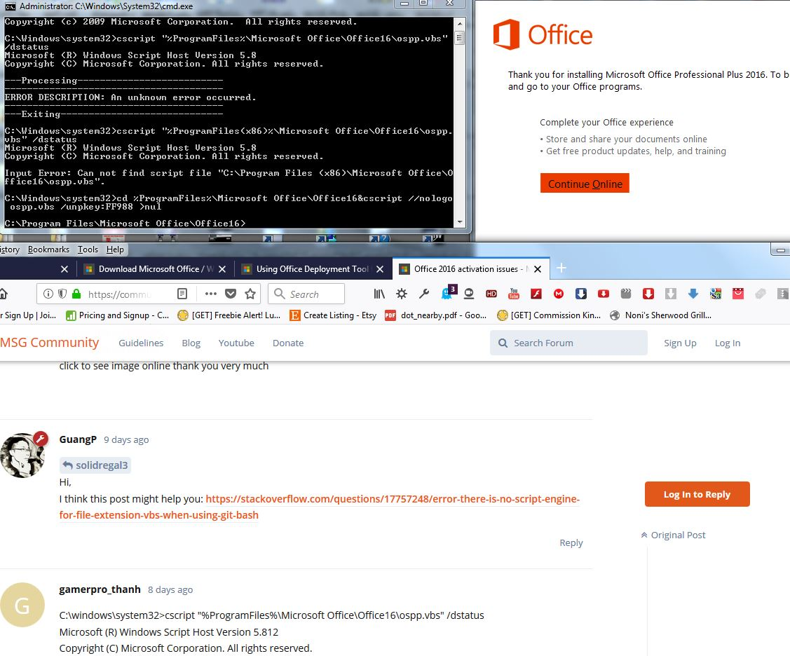 Office 2016 Activation Issues Msg Community Profesional Plus Lisensi Retail Original Never Cprograms Filemicrosoft Officeoffice16 What Do That Means