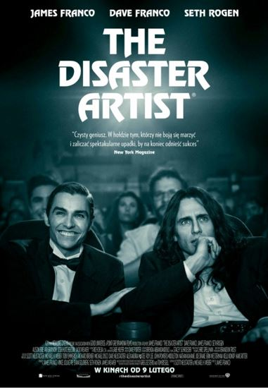 Disaster Artist / The Disaster Artist (2017) PL.BRRip.XviD-GR4PE | Lektor PL