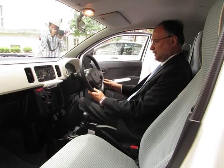 Suzuki Alto to replace Suzuki Mehran
