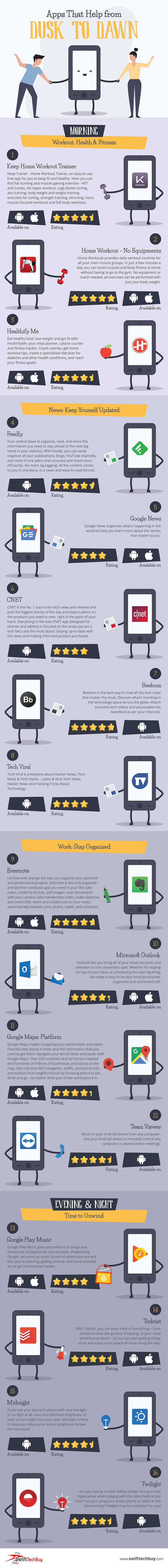 Apps-that-Help-from-Dusk-to-Dawn-Infographic