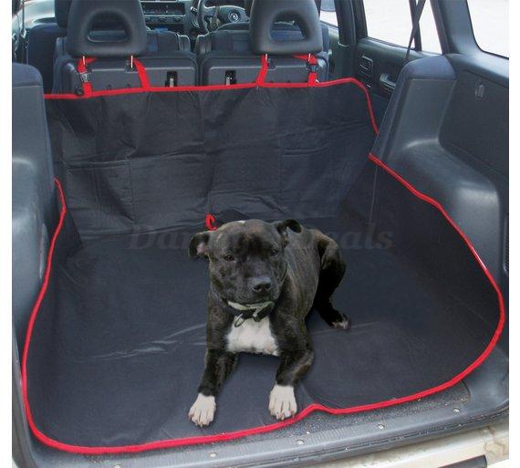 Nero Nero Nero Animale Domestico Cane Stivale Seggiolino Auto Proteggi Letto Guard Copertura per TOYOTA AURIS 2012 su 9a90ec