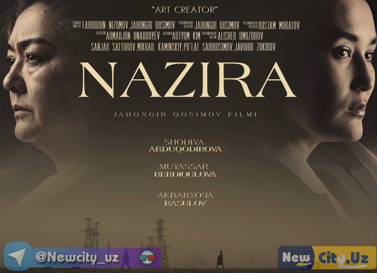 NAZIRA | 7-qism (o'zbek kino)