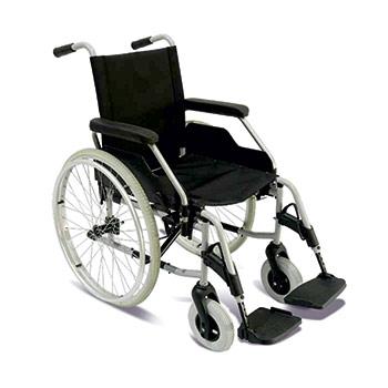Nasonta Folding Wheelchair