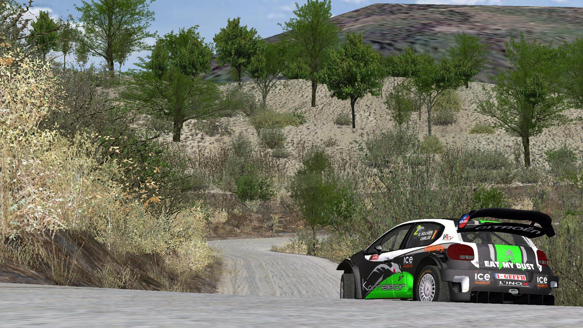 Résumés WRC GeffB