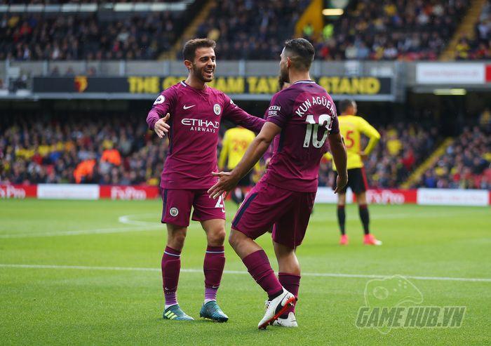 Đánh giá Top team PES18 (Phần 4) – Manchester City - ảnh 6