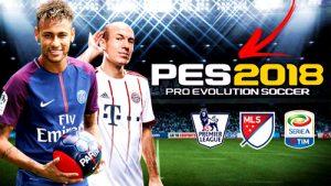 PES 2018 PSP – Com Neymar no PSG [PPSSPP/PSP Emulador] Android