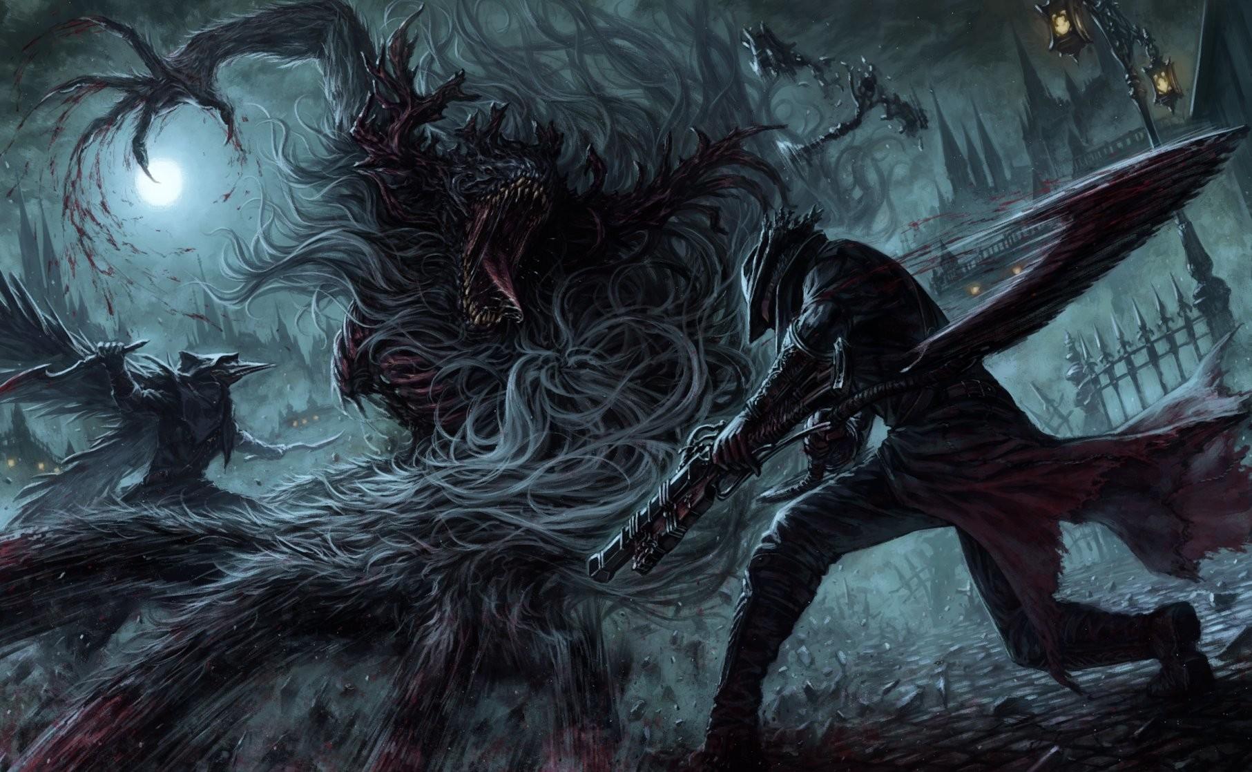 Bloodborne теперь доступна на PC