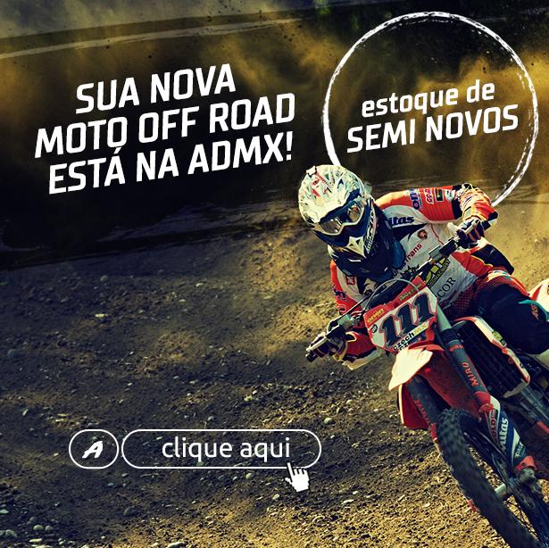 ESTOQUE DE MOTOS ADMX