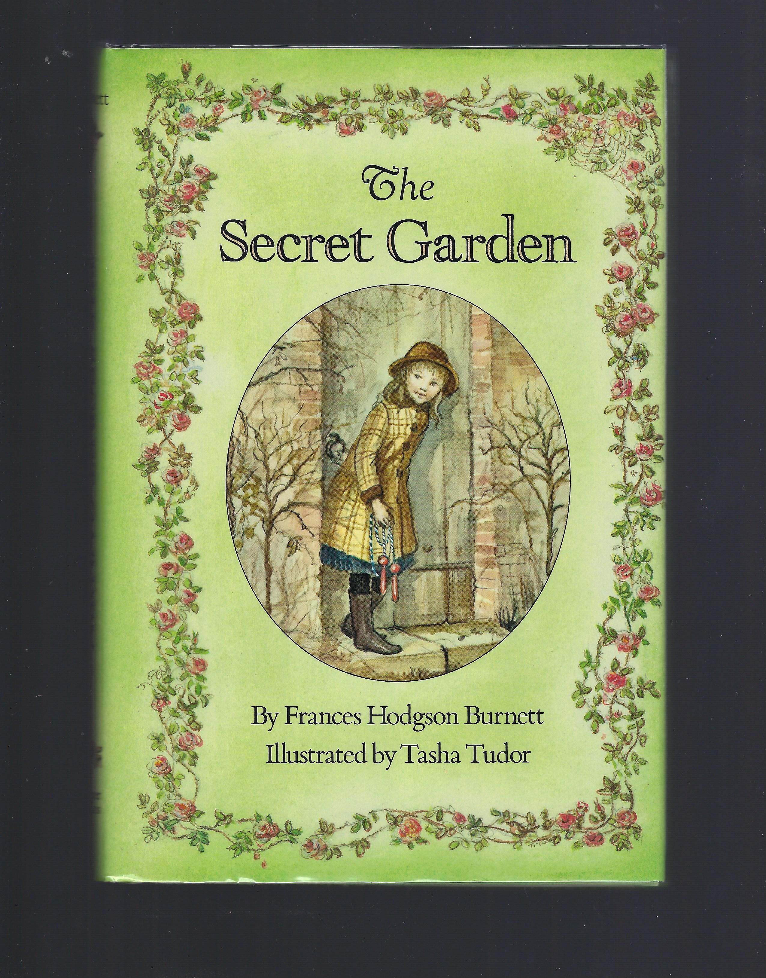 The Secret Garden Illustrated By Tasha Tudor HB/DJ, Frances Hodgson Burnett; Tudor, Tasha [Illustrator]