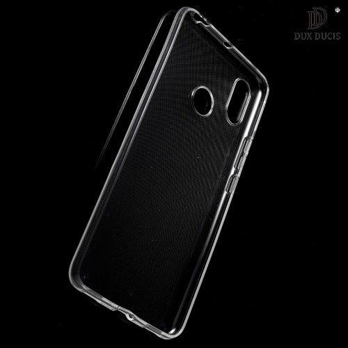 Ультратонкий прозрачный силиконовый чехол для Huawei nova 3