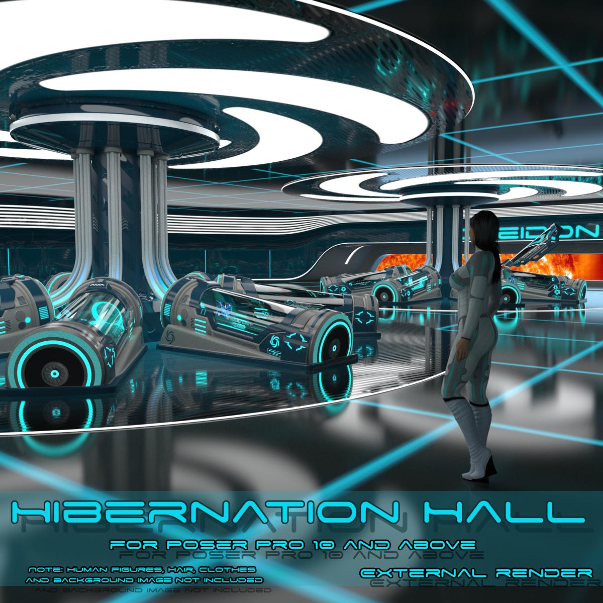 AJ Hibernation Hall