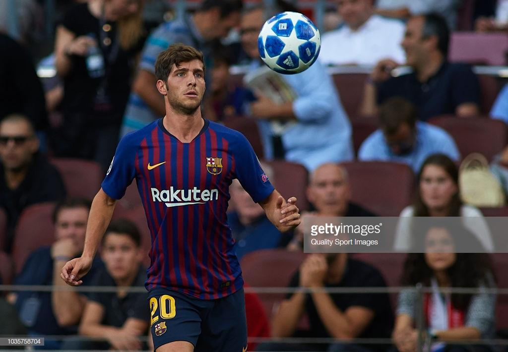 صور مباراة : برشلونة - PSV إندهوفن 4-0 ( 18-09-2018 )  Sr3