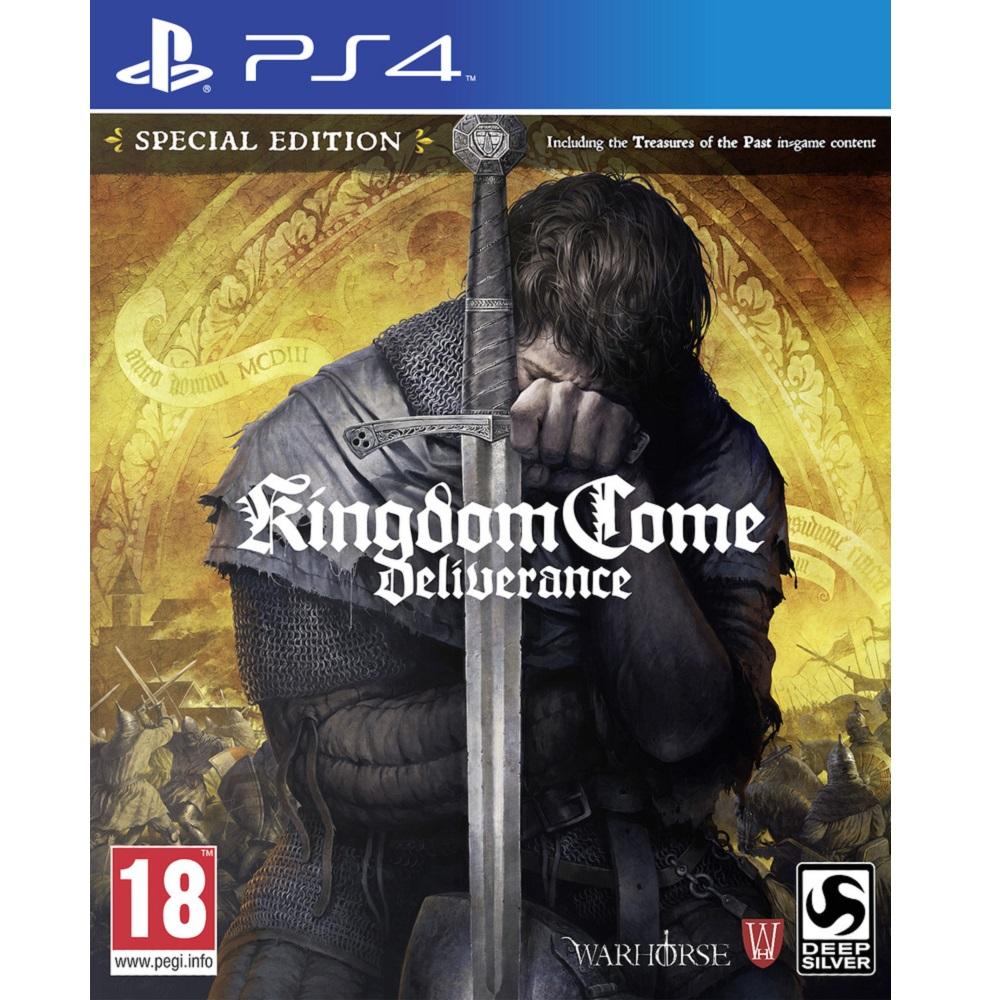 PS4 Kingdom Come : Deliverance (Basic) Digital Download