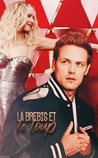 Jennifer Lawrence & Sam Heughan [avatars] Nyxx04b