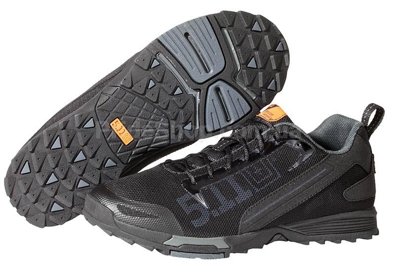 Тактические кроссовки 5.11 Recon TRAINER черный - black  Бренд США