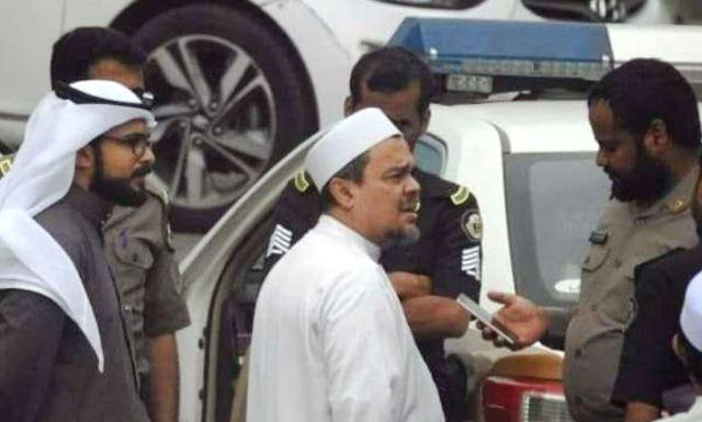 Dubes RI untuk Arab Saudi Benarkan Rizieq Shihab Ditangkap