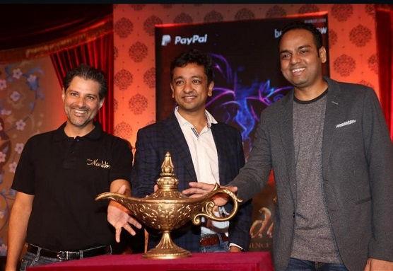 Ashish Hemrajani, Abhishek Maheshwari and Vikranth Pawar