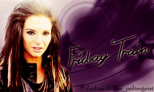 the_Friday_Train