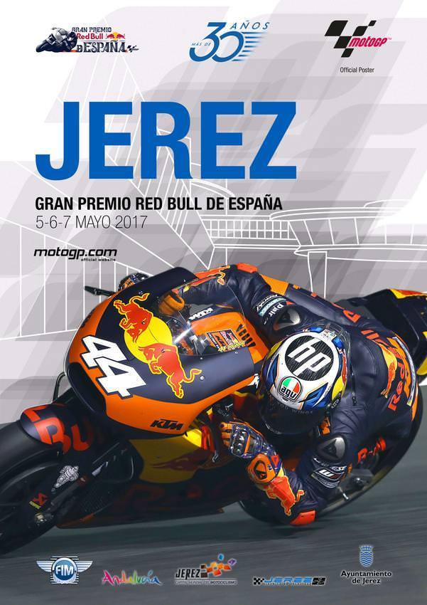 MOTOGP GRAND PRIX RACE EVENT POSTERS 6
