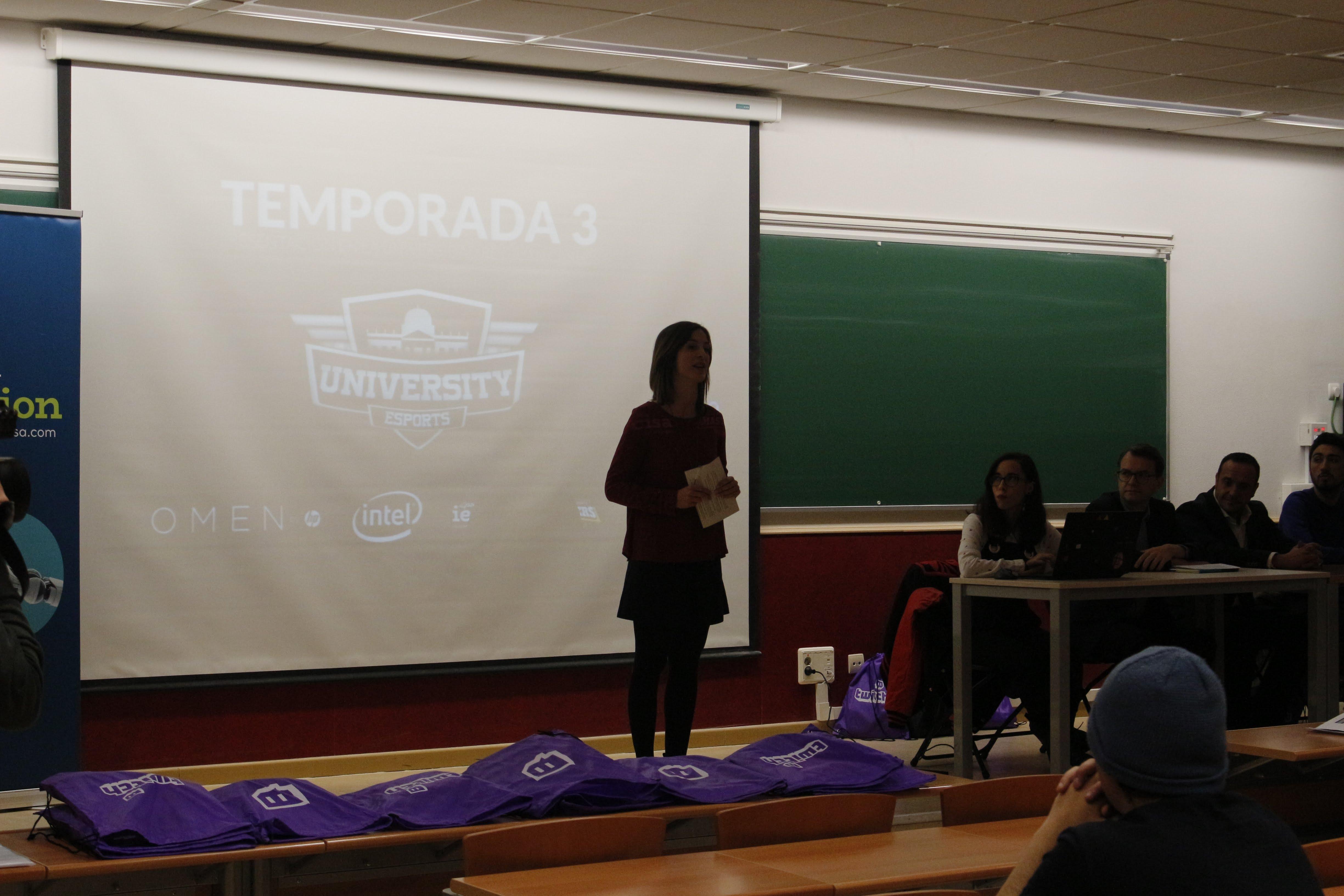 Presentación de la 3ª Temporada de la OGSeries University