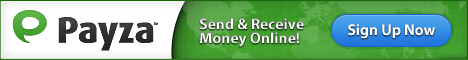 Payza online money transfers