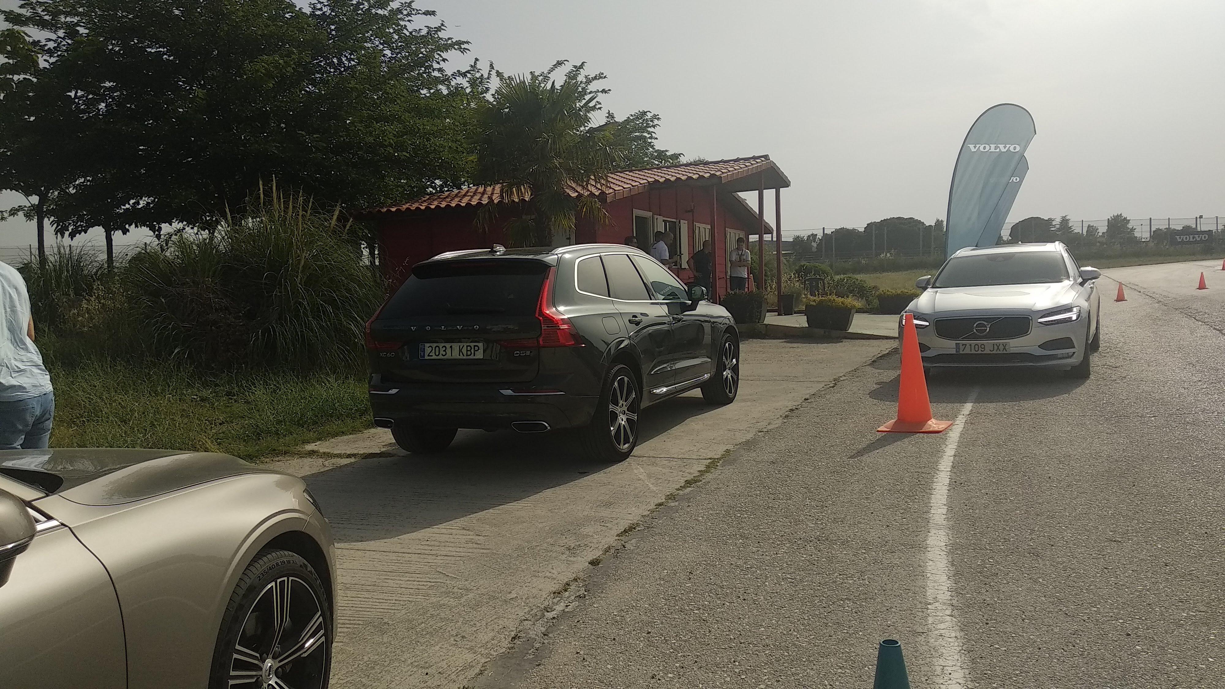 Curso de Conducción segura de Volvo 19