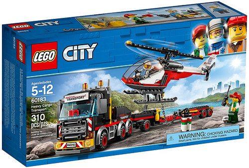 LEGO City 2018 sets 9