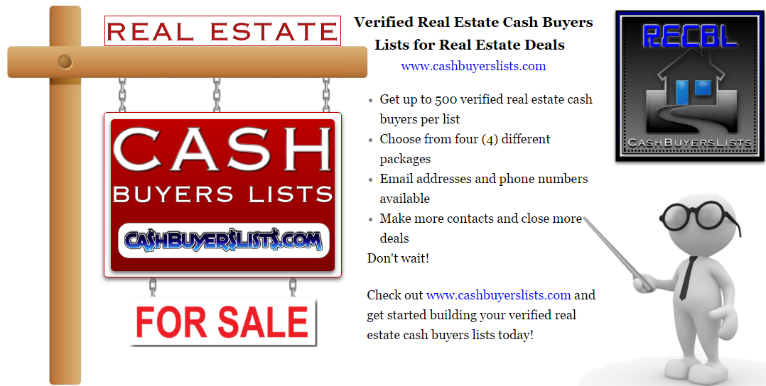 Verified_Real_Estate_Cash_Buyers_Leads_For_Real_Estate_Sales