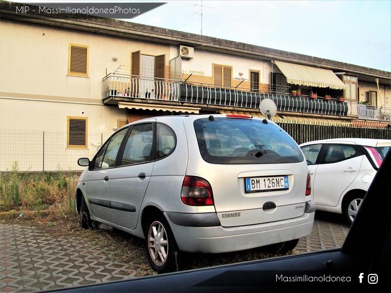 Auto Abbandonate - Pagina 6 Renault-Scenic-d-Ti-1-9-102cv-00-BM126-NC-74-554-4-11-2016