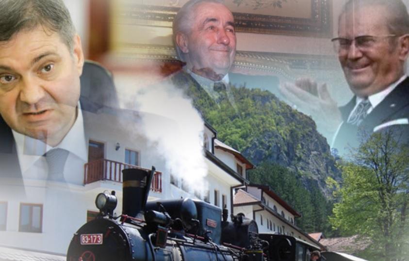 Tito, Marković i Zvizdić u vozu…