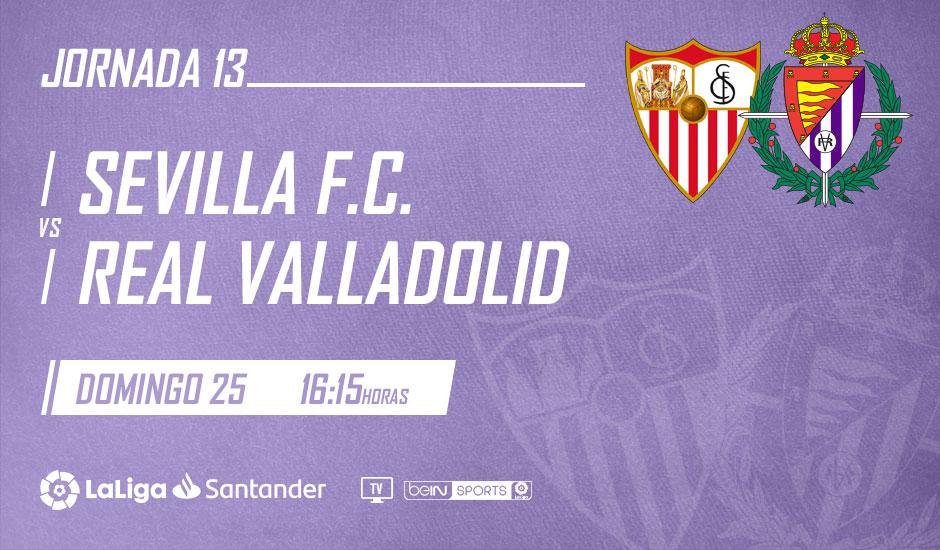 Sevilla F.C. - Real Valladolid. Domingo 25 de Noviembre. 16:15 - Página 2 Sevilla-RV