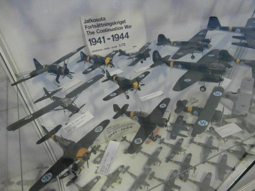 Zrakoplovni muzej u Vantaa-i kod Helsinkija, Finska P8150410